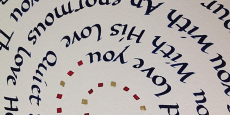 Introduction to Traditional Calligraphy - Foundational Hand tickets