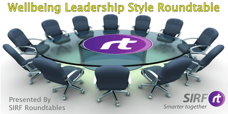 Wellbeing Leadership style - Roundtable tickets