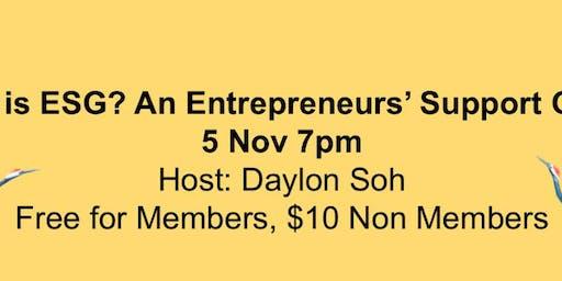 Mental Health for Entrepreneurs: A Support Group