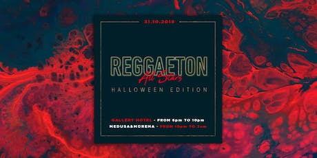Halloween Reggaeton Rooftop Party + Nightclub // Closing Party entradas
