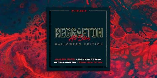 Halloween Reggaeton Rooftop Party + Nightclub // Closing Party