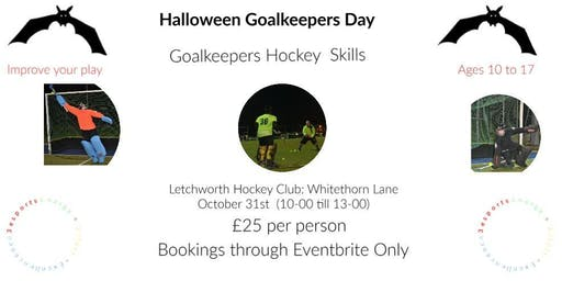 Hockey Goalkeeper Coaching Class