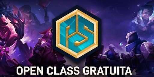 Copia de OPEN CLASS GRATUITA League of Legends