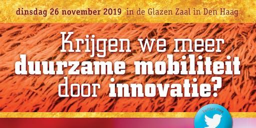 Krijgen we meer duurzame mobiliteit door innovatie?