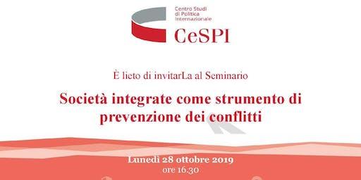 Società integrate come strumento di prevenzione dei conflitti