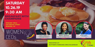 Breakfast with Champions: Women CEOs