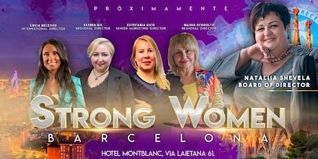 Strong Women entradas
