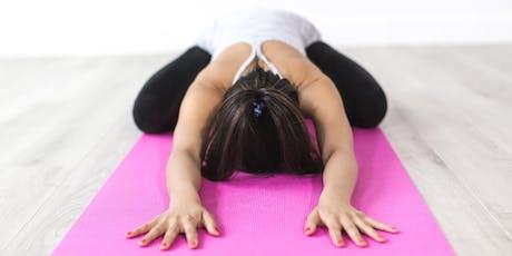 Clase gratis de Yoga entradas