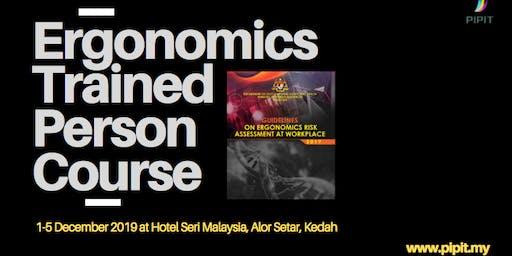 Ergonomics Trained Person Course (Kedah)