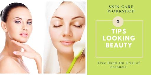 Skin Care Workshop - Hand On