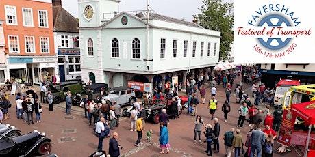 Faversham Festival of Transport 2020 tickets