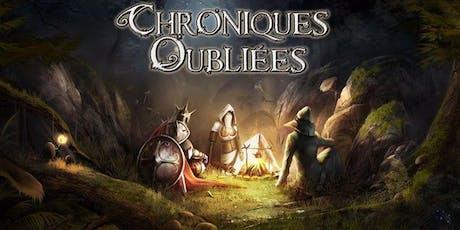 JDR - Chroniques Oubliées Fantasy billets