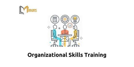 Organizational Skills 1 Day Virtual Live Training in Cape Town tickets