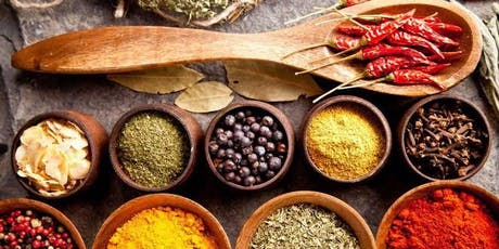 Food as Medicine -  Herbs and Spices (more than just a garnish) tickets
