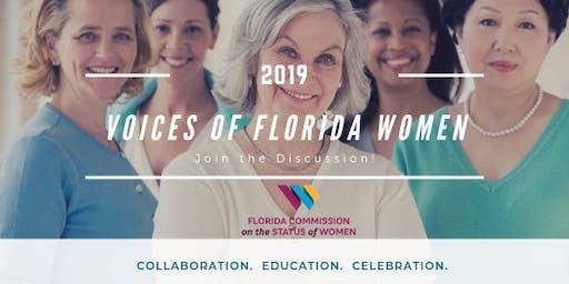Venice Community Conversation -- Voices of Florida Women