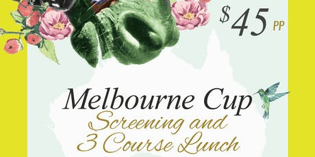 Melbourne Cup Screening & Lunch tickets