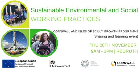 Sustainable Environmental and Social Working Practices tickets