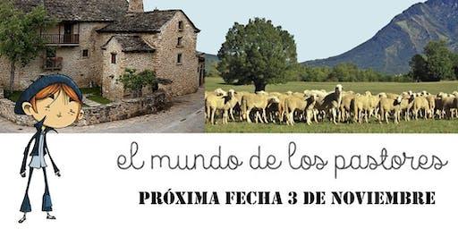 Visita conjunta Borda de Pastores y Museo del Serrablo