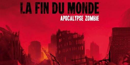 JDR Spécial Halloween - Fin du monde : Zombie