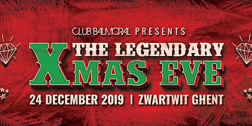 Club Balmoral's Legendary X-Mas Eve 2019