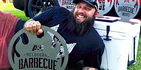 The Beard and The BBQ Masterclass @ 2 Smoking Barrels! tickets