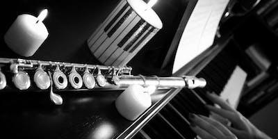 Márk Fülep and Tomoko Honda: Flute & Piano duo