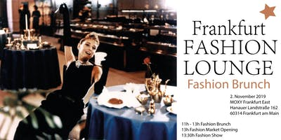 Frankfurt Fashion Lounge - Fashion Brunch