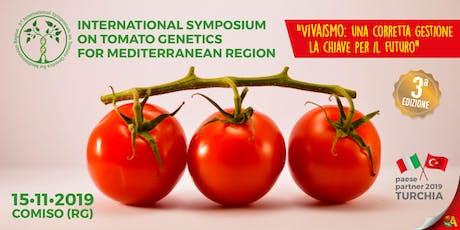 3° Symposium Internazionale del Pomodoro biglietti