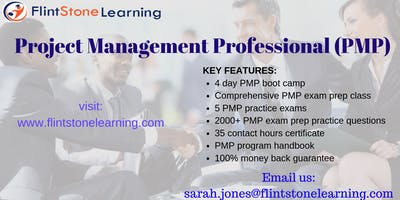 PMP Certification Training Course in Athens, GA