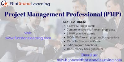 PMP Certification Training Course in North Augusta, SC