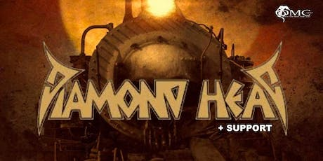 Diamond Head + support tickets