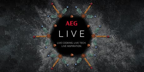 AEG Live Cookery Demonstration tickets