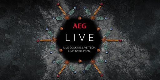 AEG Live Cookery Demonstration