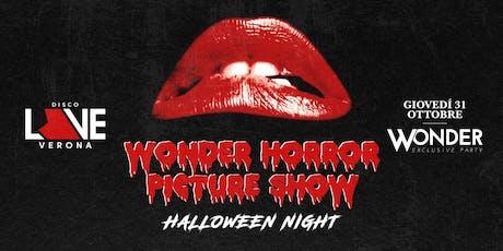 Wonder Horror Picture Show biglietti