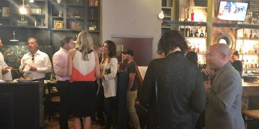 Elite Business Professionals Happy Hour Networking