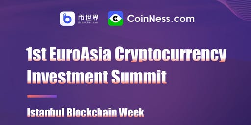 EuroAsia Cryptocurrency Investment Summit
