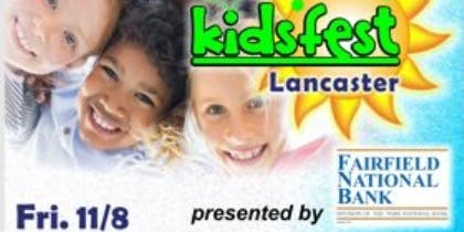 Vendor Opportunities: Lancaster Kidsfest