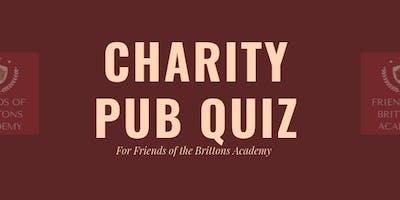 Charity Pub Quiz - Friends of Brittons Academy