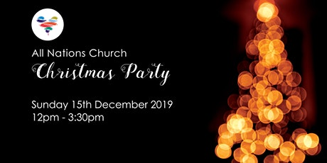 Christmas Party 2019 tickets
