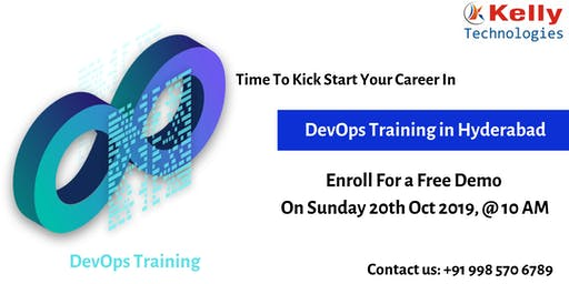 Attend Free Demo Session on DevOps Training in Hyderabad