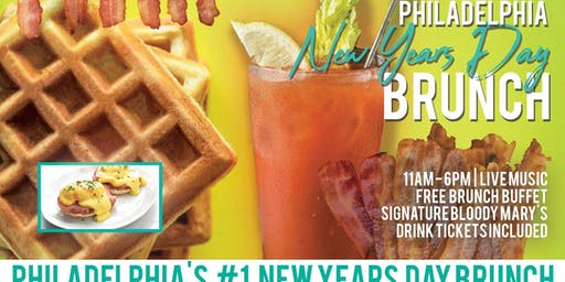 Philadelphia New Years Day Brunch Bar Crawl