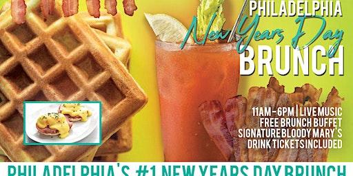 Philadelphia New Years Day Brunch Bar Crawl