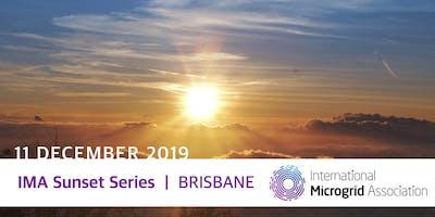 International Microgrid Association  Sunset Series - Brisbane Sundowner