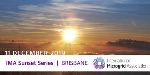 International Microgrid Association  Sunset Series - Brisbane Sundowner