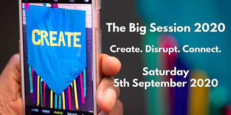 The Big Session 2020: A festival to inspire positive change tickets