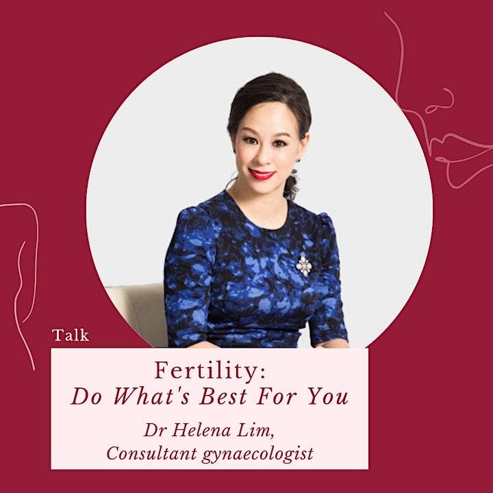 Bare It All: Let's Talk Women's Health - Fertility Edition image