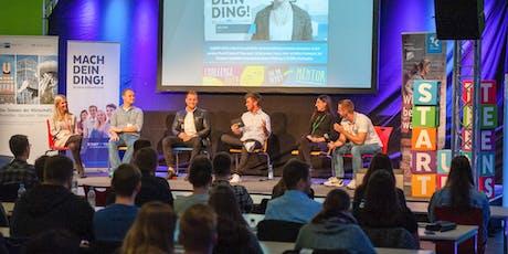 Startup Teens Event in Leipzig Tickets