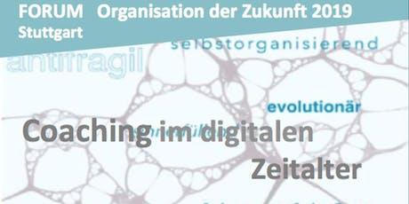 Business Coaching & Beratung im digitalen Zeitalter - persönlich, virtuell, AI? Tickets