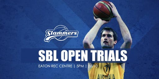 BSW Mens State Basketball League Trials 2020