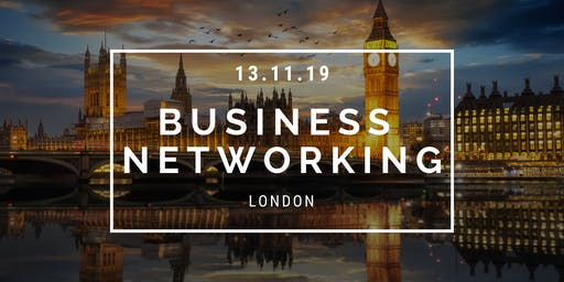 FREE BUSINESS NETWORKING [London]